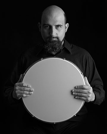 Rami El-Asser - percussion