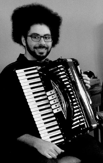 Simon Moushabeck - accordion